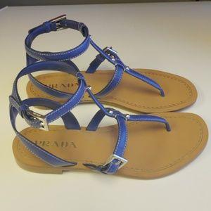 afffcd308e9e Women s Prada Gladiator Sandals on Poshmark